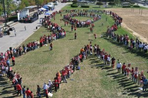 B'More Aware Red Ribbon Event, October 2012